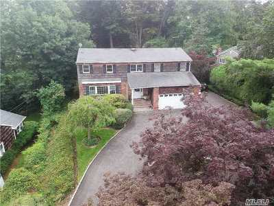 Roslyn Single Family Home For Sale: 35 Woodland Rd