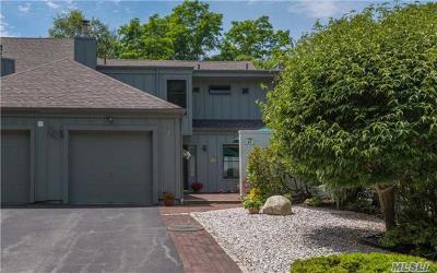 Port Jefferson Condo/Townhouse For Sale: 67 Laurel Crescent Rd