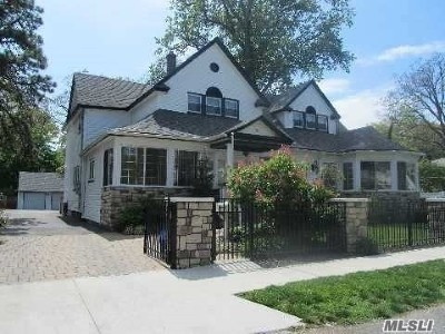 Multi Family Home For Sale: 32 Columbia Ave
