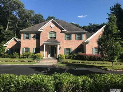Nassau County Single Family Home For Sale: 17 Fox Ln