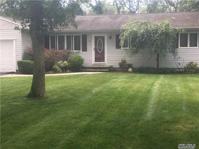 Holtsville Single Family Home For Sale: 12 Babylon St
