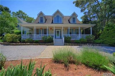 East Hampton Single Family Home For Sale: 3 Folkstone Dr