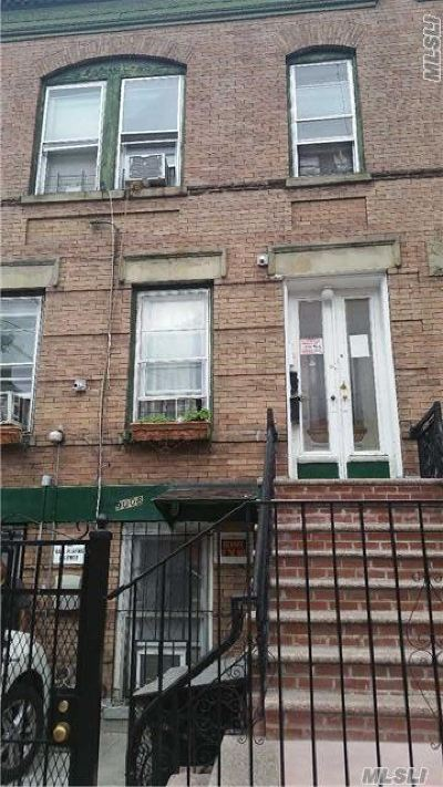 Elmhurst Multi Family Home For Sale: 90-08 43rd Ave