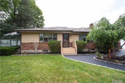 Islip Single Family Home For Sale: 14 Cedarhurst St