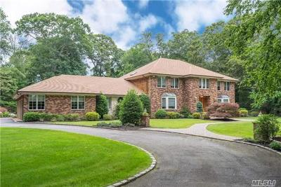 Nissequogue Single Family Home For Sale: 334 Old Mill Road