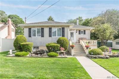 Ronkonkoma Single Family Home For Sale: 192 Pawnee St