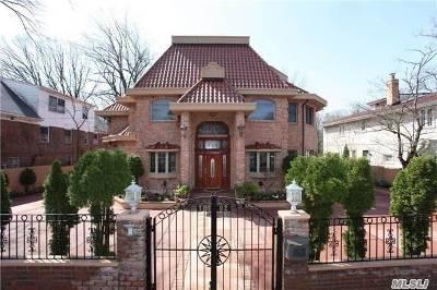 Jamaica Estates Single Family Home For Sale: 181-02 Dalny Rd