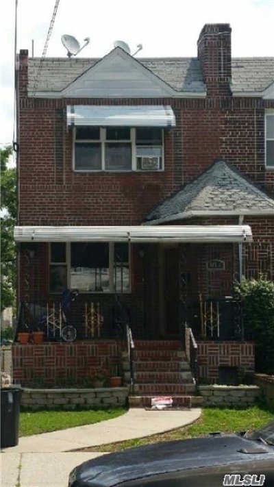 Ozone Park Multi Family Home For Sale: 107-31 80th St
