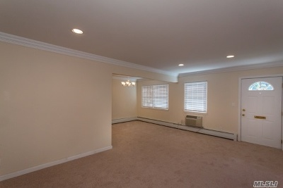 Bay Shore Rental For Rent: 80 S Clinton Ave #5A