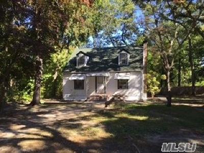 Farmingville Single Family Home For Sale: 1123 Waverly Ave