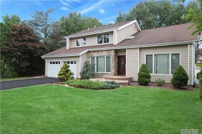 Commack Single Family Home For Sale: 11 Long Meadow Rd
