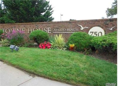 Lido Beach NY Condo/Townhouse For Sale: $425,000