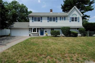 Hicksville Single Family Home For Sale: 7 Lantern Rd