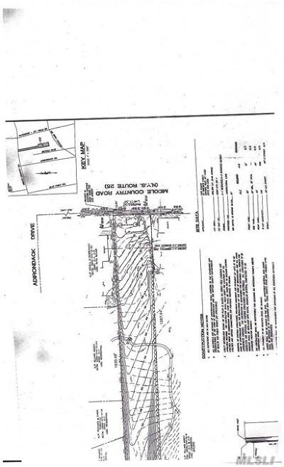 Selden Residential Lots & Land For Sale: Middle Country Rd