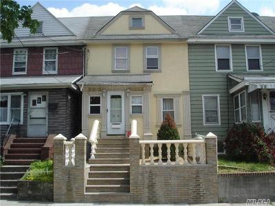 Woodhaven Single Family Home For Sale: 92-16 93rd Ave