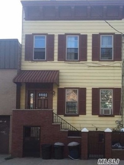 Long Island City Multi Family Home For Sale: 36-18 9th St