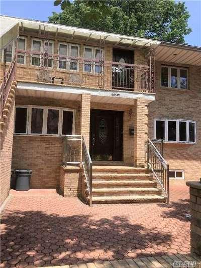 Kew Gardens Multi Family Home For Sale: 84-39 Abingdon Rd