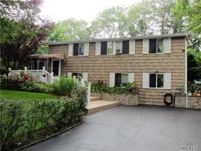 E. Setauket Single Family Home For Sale: 25 Mayflower Ln