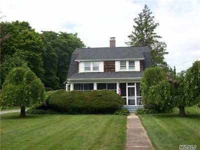 Smithtown Rental For Rent: 118 Maple Ave