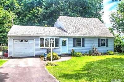 Centereach Single Family Home For Sale: 15 Main Ave