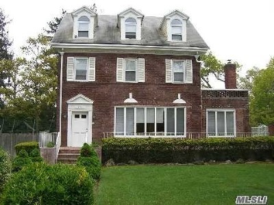 Woodmere Single Family Home For Sale: 843 Central Ave