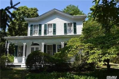 Old Field Single Family Home For Sale: 74 Old Field Rd