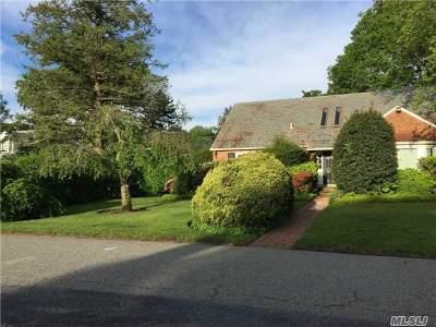 Roslyn Single Family Home For Sale: 5 Glenwood Ln
