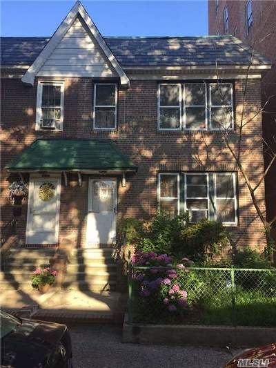 Sunnyside Multi Family Home For Sale: 48-40 40th St