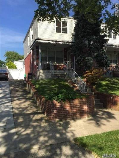 Bayside Single Family Home For Sale: 53-45 205 St