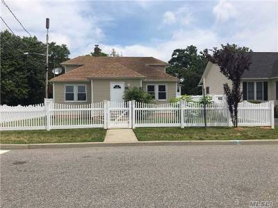 Bay Shore Single Family Home For Sale: 181 2nd Ave