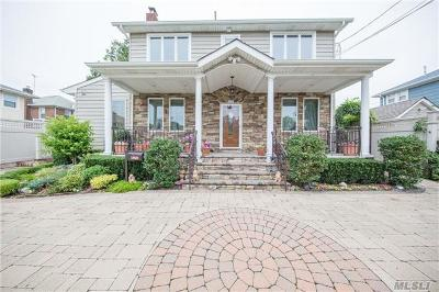 Cedarhurst Single Family Home For Sale: 528 Central Pl