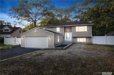 Miller Place Single Family Home For Sale: 224 Miller Place Rd