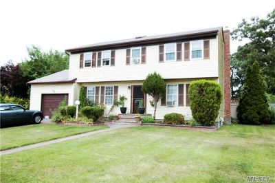 central Islip Single Family Home For Sale: 11 Nagle Ln