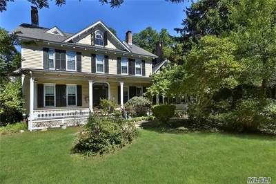 Stony Brook Single Family Home For Sale: 47 Main St