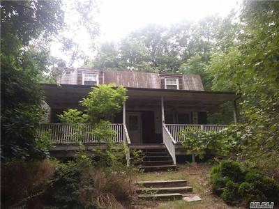 Middle Island Single Family Home For Sale: 74 E Bartlett Rd