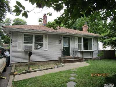 Deer Park Single Family Home For Sale: 120 Irving Ave