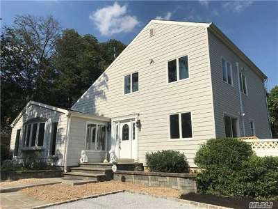 Bay Shore Single Family Home For Sale: 1547 Manatuck Blvd