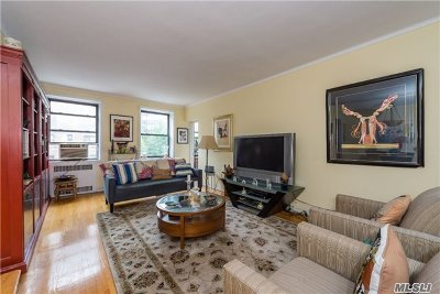 Forest Hills Co-op For Sale: 69-40 Yellowstone Blvd #221