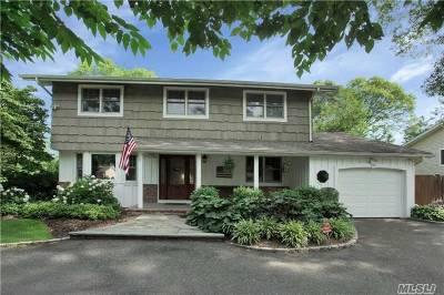 Hauppauge Single Family Home For Sale: 96 Eagle Ln