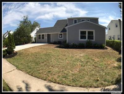 Levittown Single Family Home For Sale: 4 Collector Ln