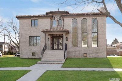 Bayside Single Family Home For Sale: 219-14 40th Ave