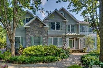 Centerport Single Family Home For Sale: 8 Cobblestone Ct