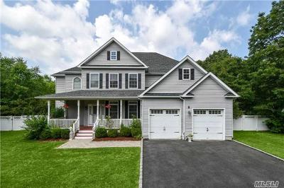 E. Setauket Single Family Home For Sale: 8 James Monroe Ln