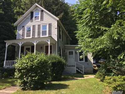 Port Jefferson Single Family Home For Sale: 660 Main St