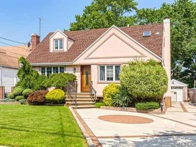 Valley Stream Single Family Home For Sale: 25 Miriam St