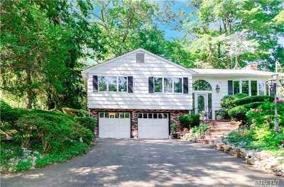 Setauket Single Family Home For Sale: 23 Ridgeway Avenue