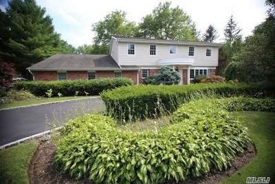 Syosset Single Family Home For Sale: 80 Northgate Dr