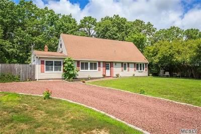 Nesconset Single Family Home For Sale: 142 Shenandoah Blvd