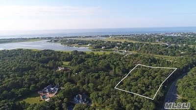 Quogue Residential Lots & Land For Sale: 2 Penniman Point Rd