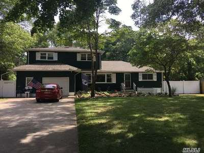 Holbrook Single Family Home For Sale: 20 Ralph St